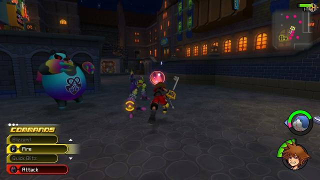 KINGDOM HEARTS HD 2.8 Final Chapter Prologue Trainer (Dream Drop Distance) Trainer