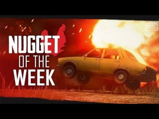 PUBG - Nugget of the Week - Episode 6