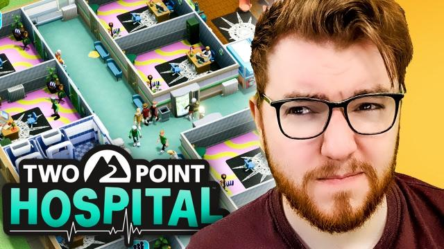 Is this TOO MANY doctor's offices?! | Two Point Hospital (Part 17)