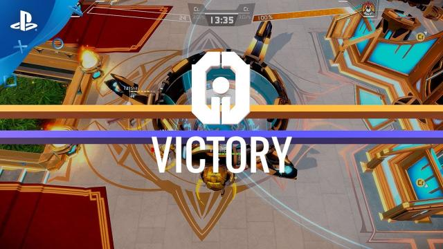 Games of Glory - Basic Tutorial: Arkashan Arena | PS4