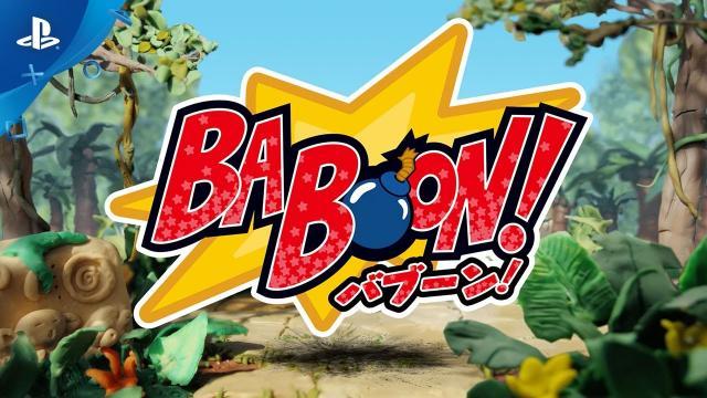 Baboon! - Launch Trailer | PS4, Vita