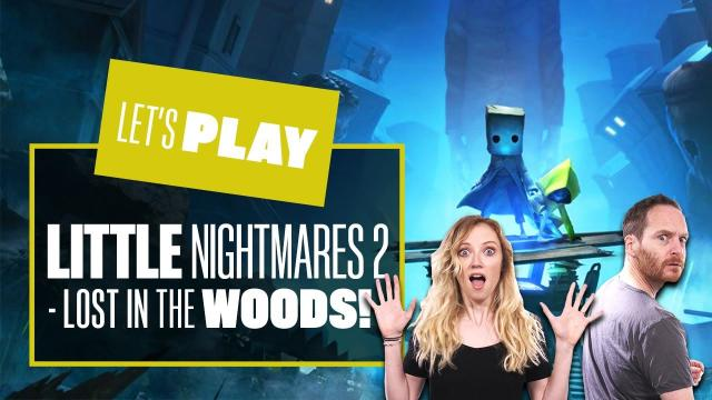 Let's Play Little Nightmares 2 Demo - LITTLE NIGHTMARES 2 PS5 DEMO