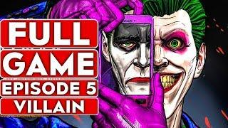 BATMAN Telltale SEASON 2 EPISODE 5 Gameplay Walkthrough Part 1 VILLAIN PATH Full Game [1080p HD]
