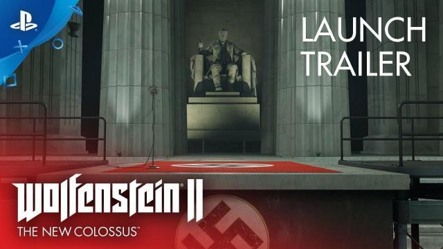 Wolfenstein II - Launch Trailer | PS4