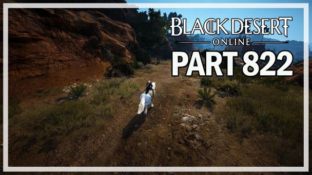 Black Desert Online - Dark Knight Let's Play Part 822 - Bosses & RBF