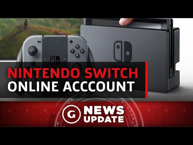 Nintendo Switch Will Reportedly Link Digital Purchases To Your Account - GS News Update