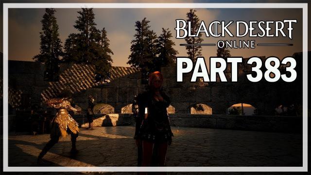 Black Desert Online - Dark Knight Let's Play Part 383 - RBF Tilted