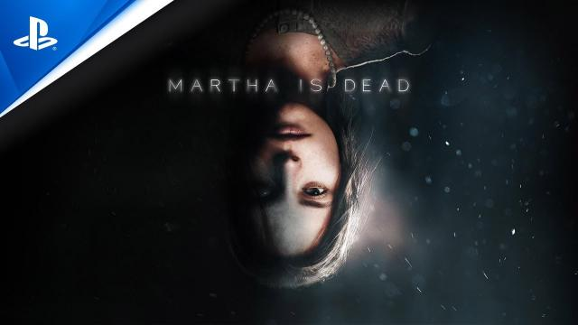 Martha is Dead - Reveal Trailer | PS5, PS4
