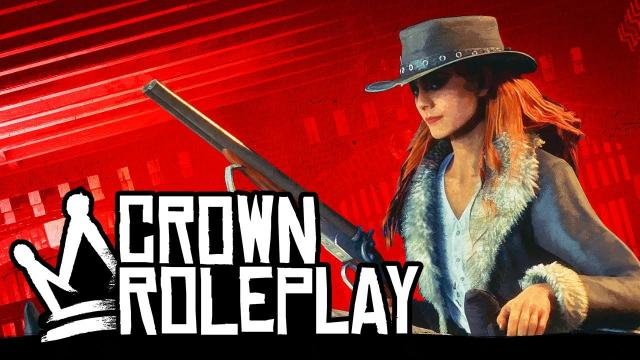 Crown Roleplay | Launch Trailer (Red Dead Redemption II Mod)