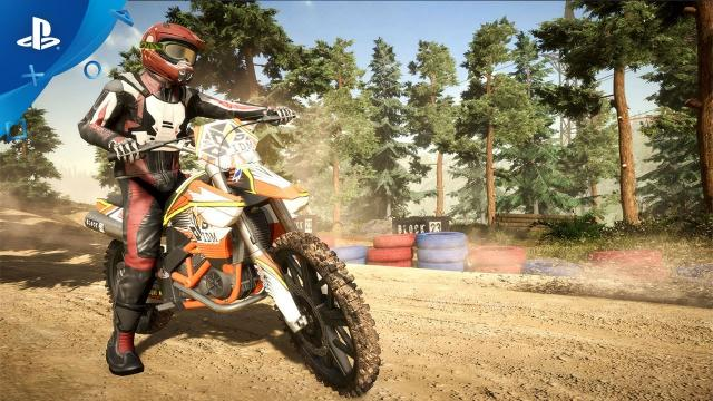 MX Nitro - Coming Soon Trailer | PS4