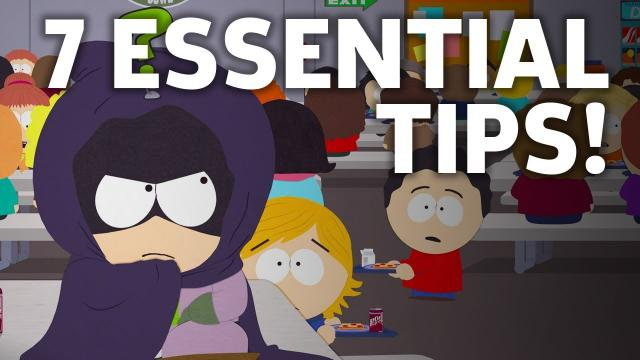 Things I Wish I Knew Before Playing South Park: The Fractured But Whole